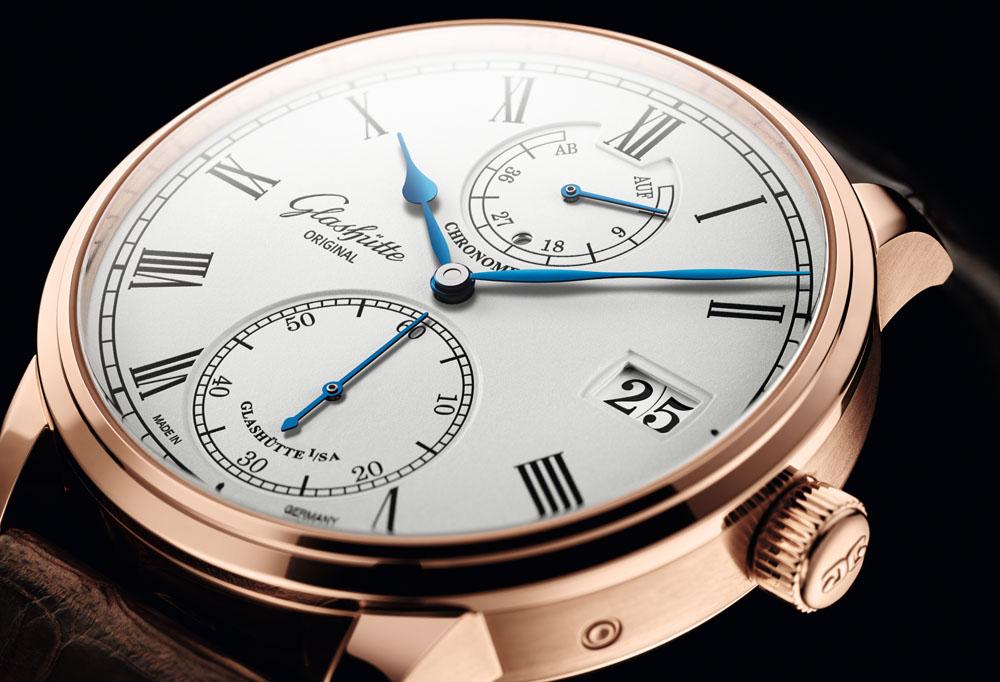 Glashutte Original Senator Chronometer