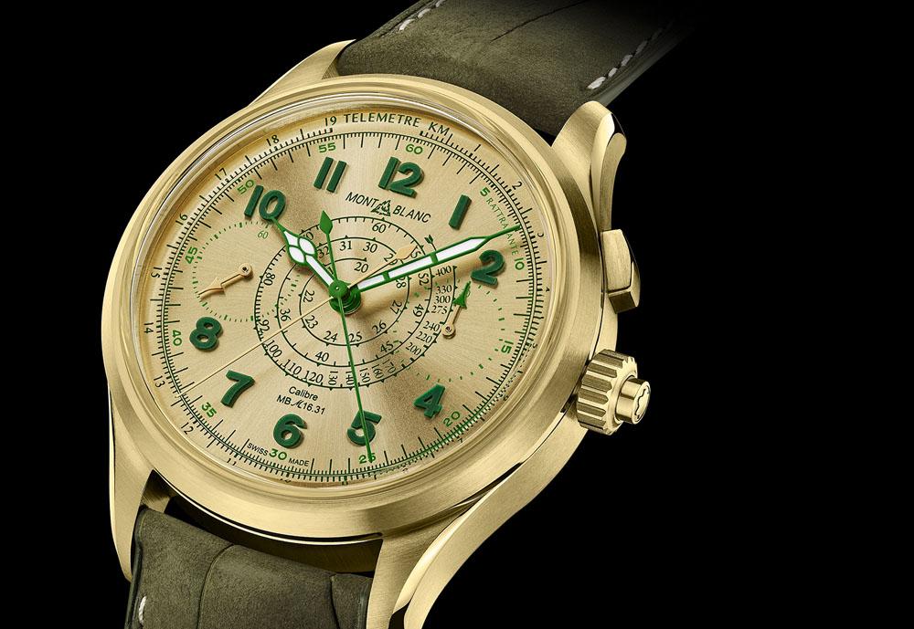 Montblanc 1858 Split Second Chronograph LE18